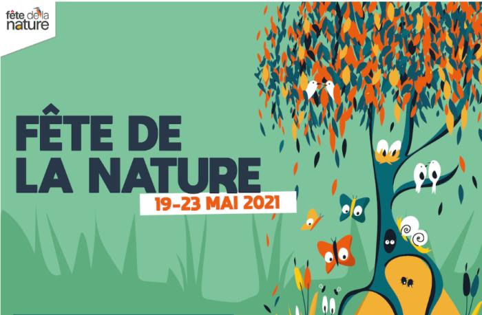 Fête de la nature 2021 affiche