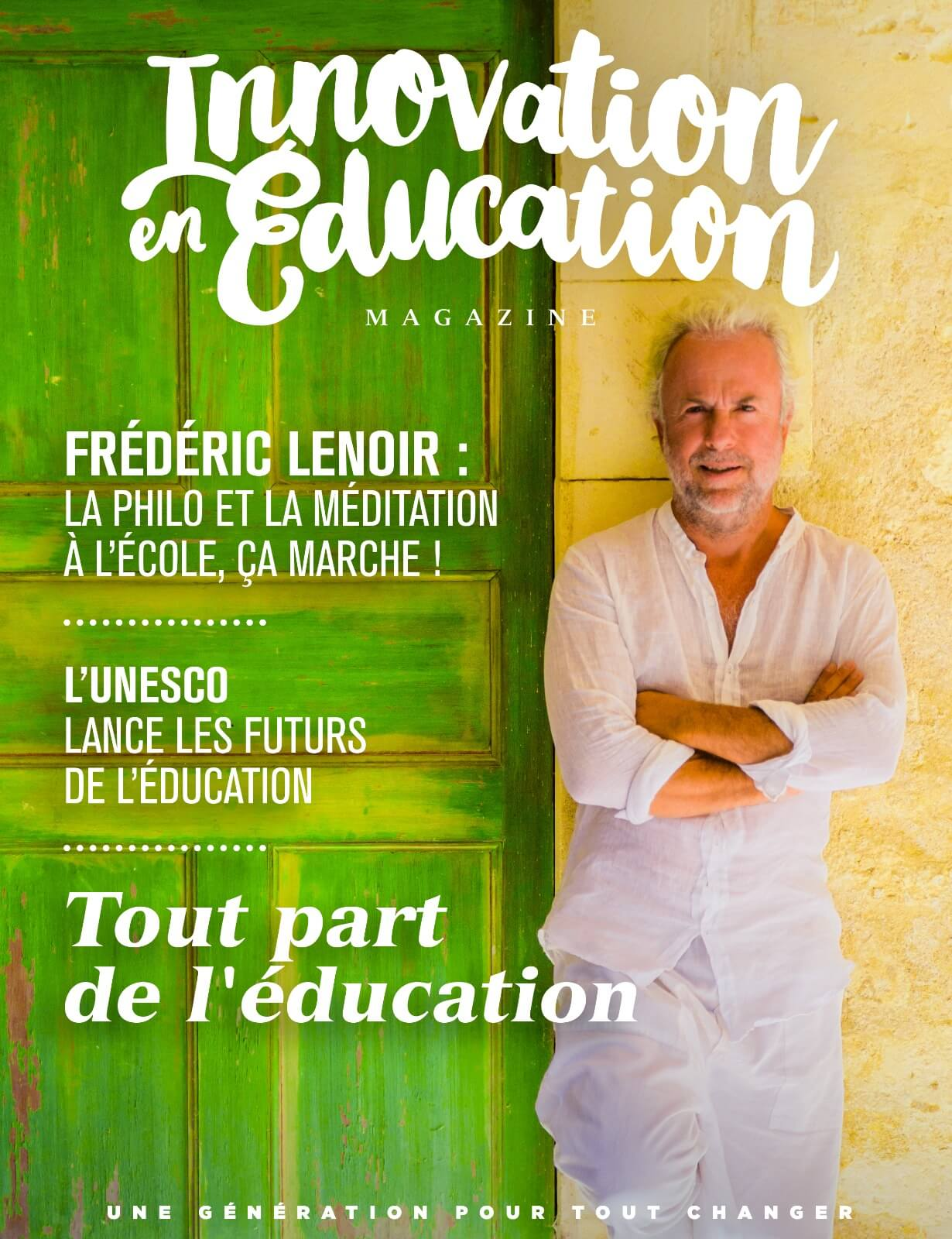 Magazine Innovation en éducation