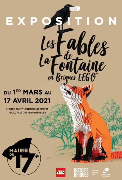 Exposition Les fables de La Fontaine autrement
