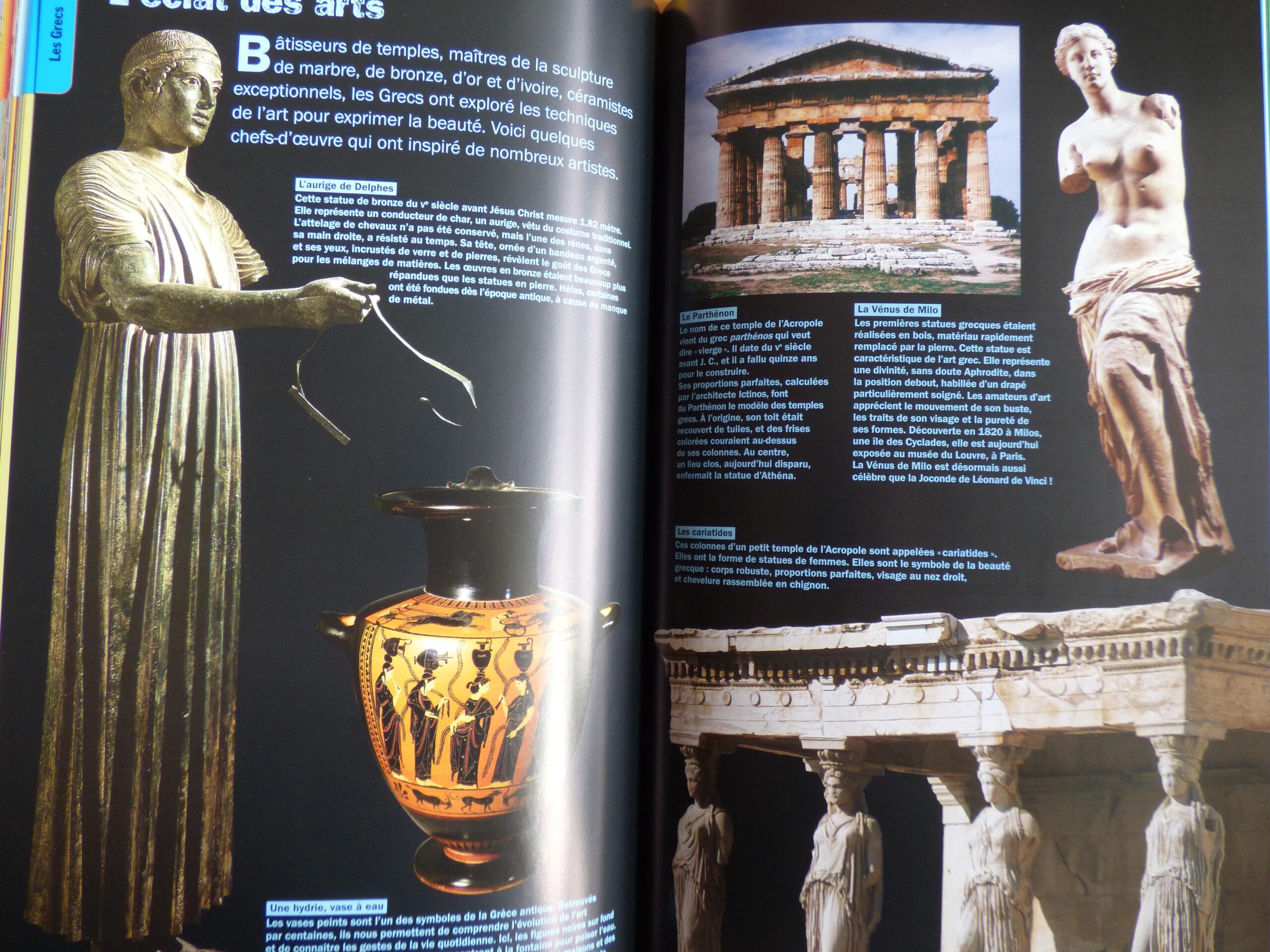 Les mondes antiques