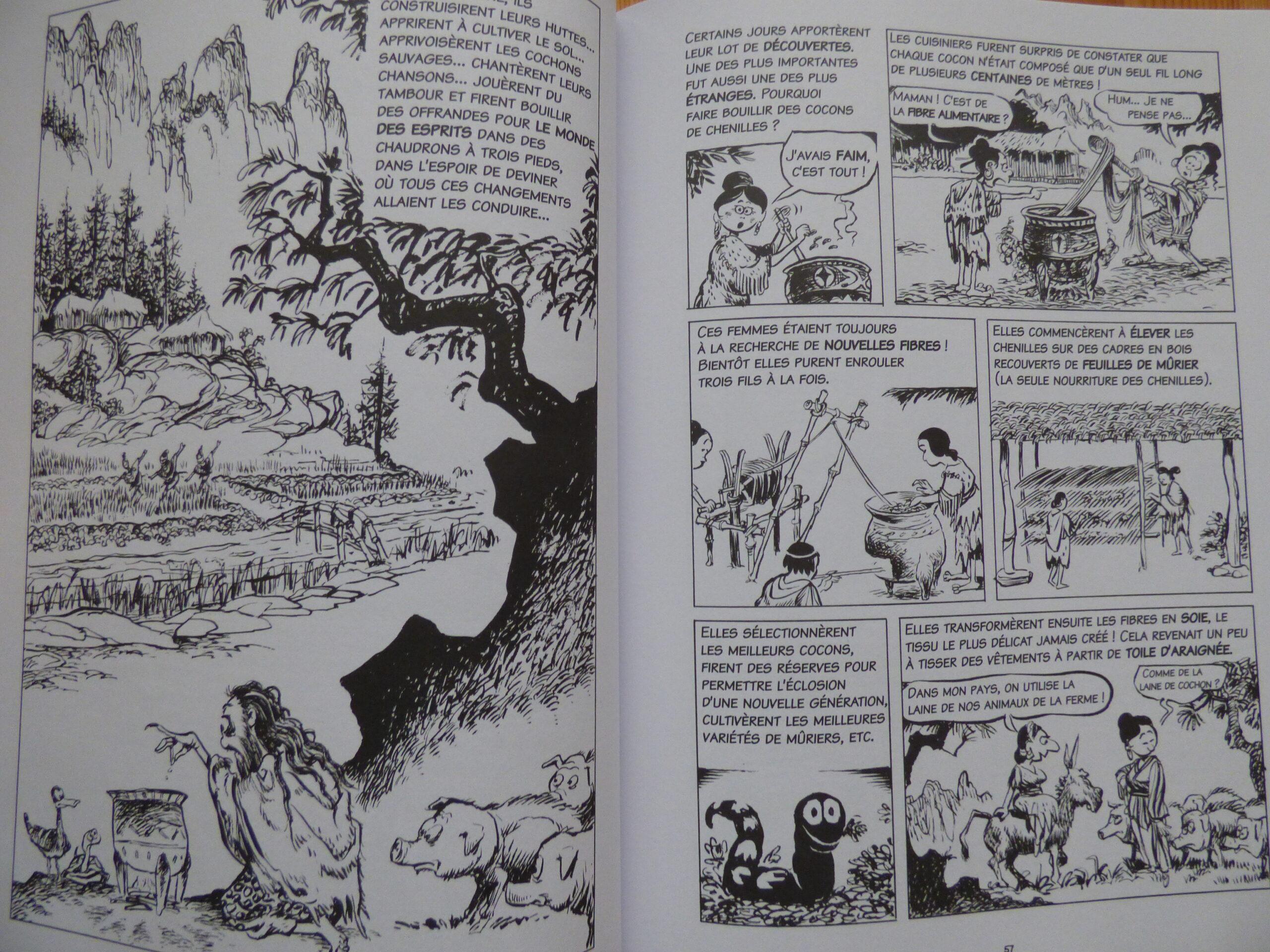 L'histoire du monde en BD 2, extrait