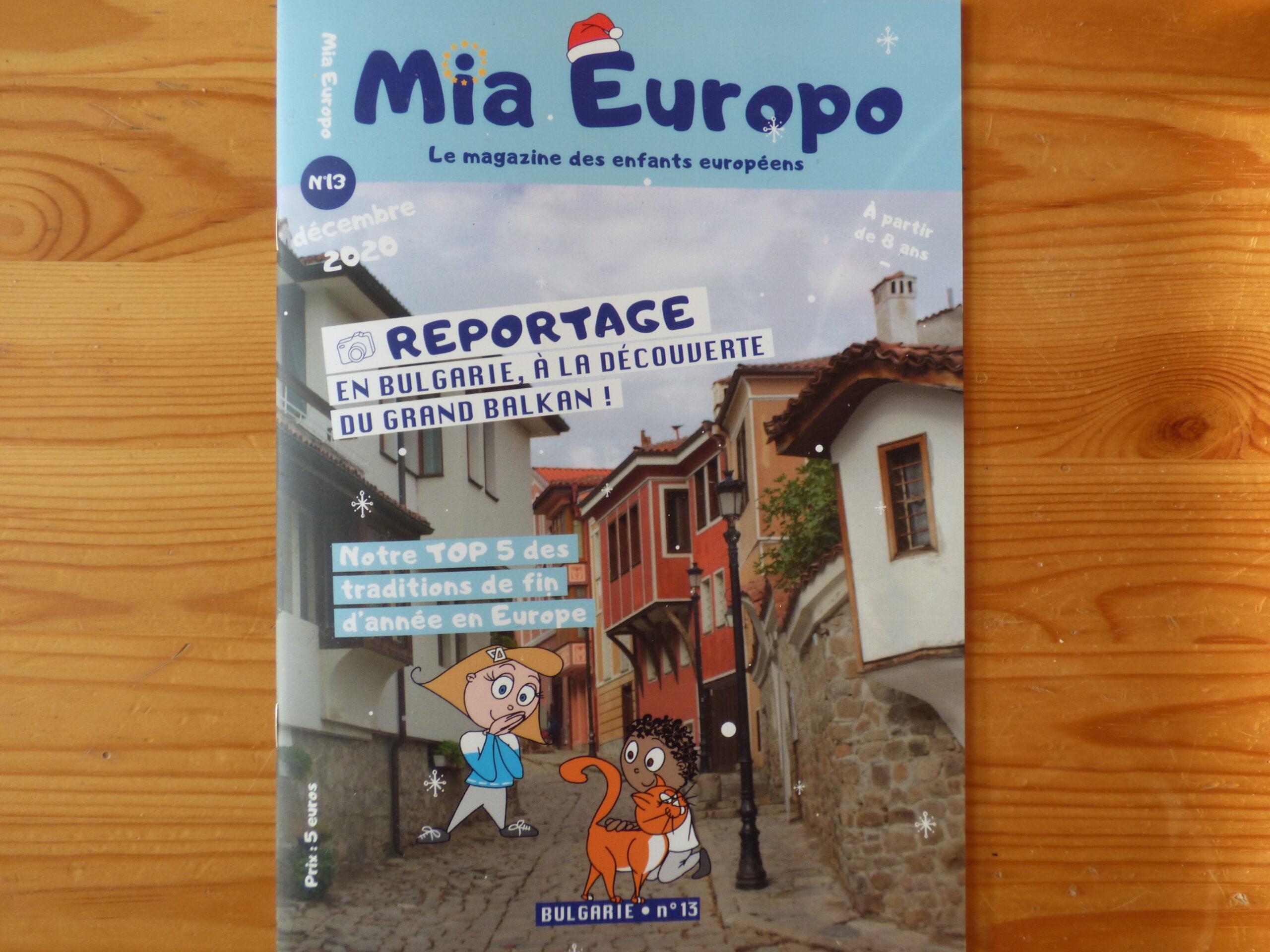 Mia Europo Bulgarie