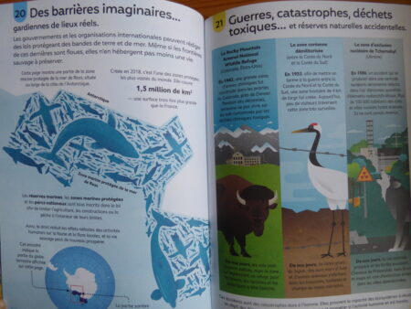 100 infos insolites sur la protection de la planète extrait