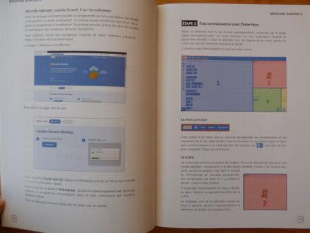 25 défis pour coder avec Scratch 3, extrait