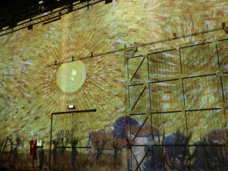 Atelier des Lumières, Van Gogh