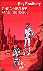 Chroniques martiennes, couverture