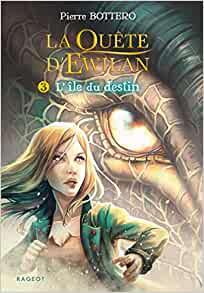 La quête d'Ewilan 3 couverture