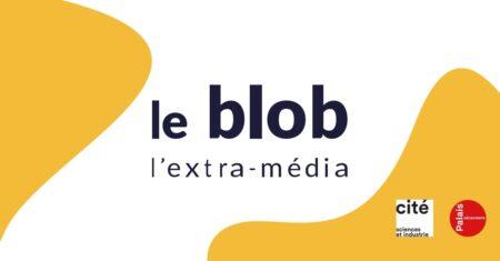 Le Blob affiche