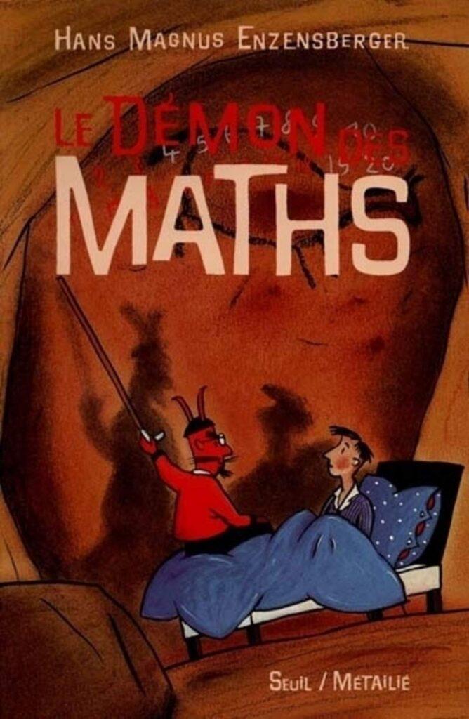 Le démon des maths, couverture