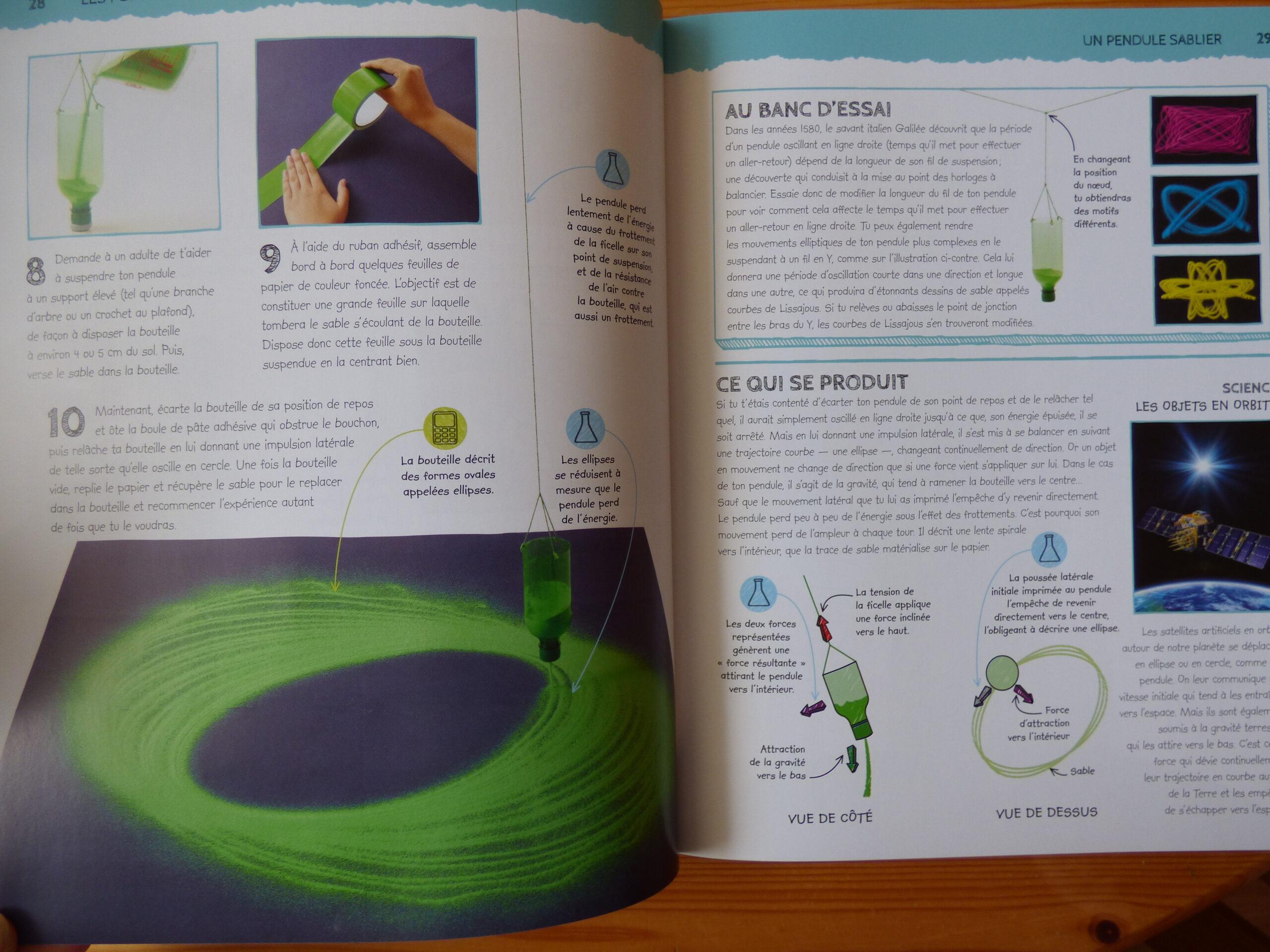 Le grand livre des sciences, extrait