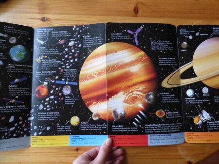 Le système solaire livret