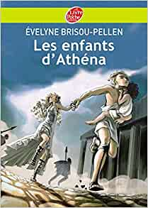 Les enfants d'Athena, couverture