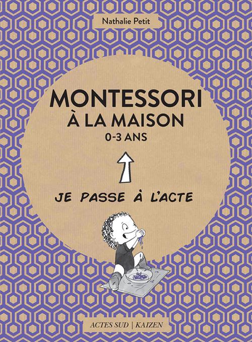 Montessori à la maison 3-6 ans, couverture
