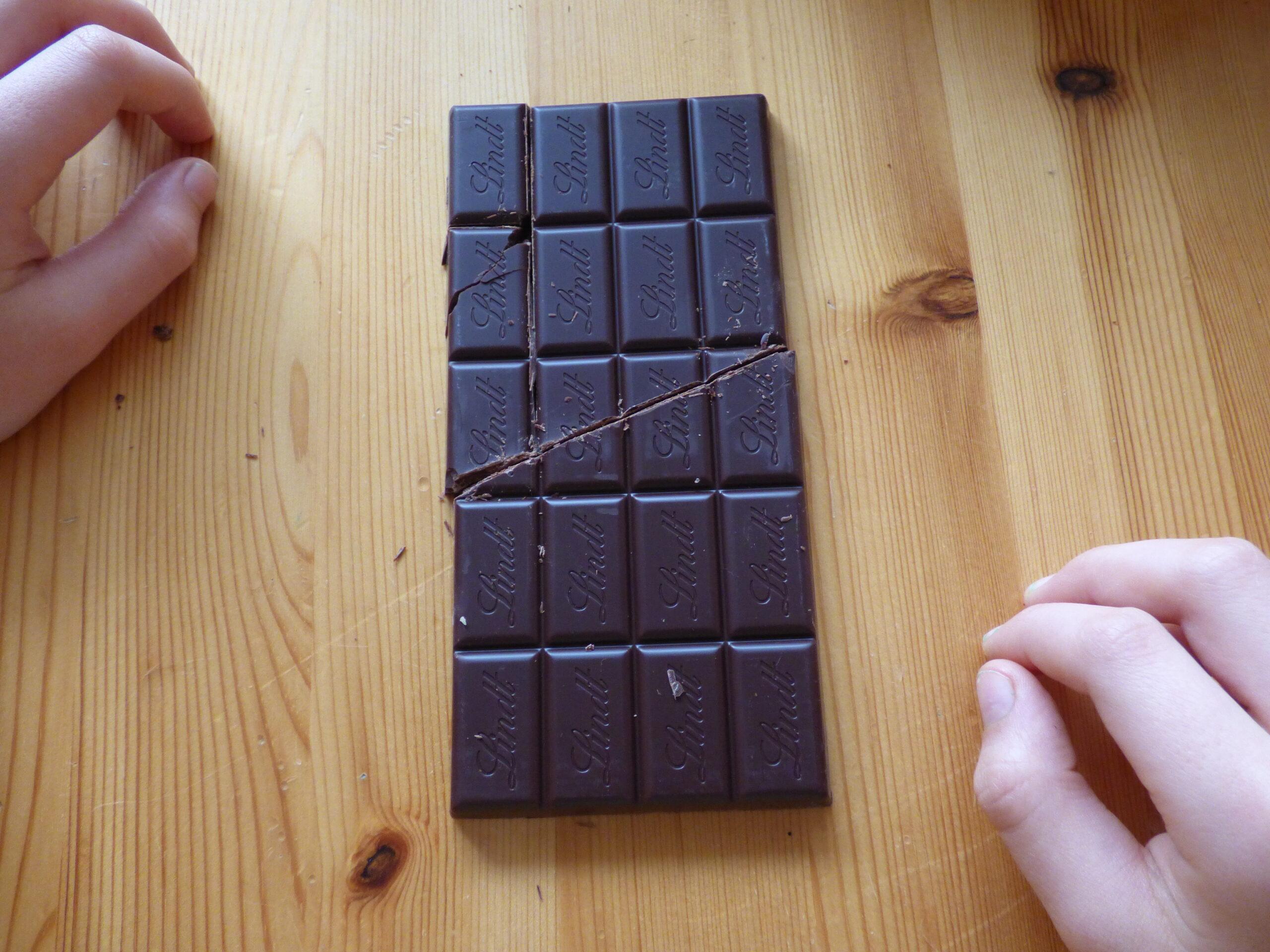 Le paradoxe du chocolat