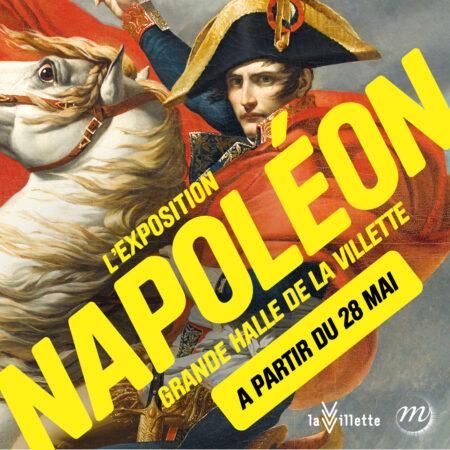 Expo Napoléon Affiche