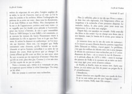 La fée de Verdun extrait