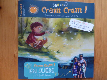 Cram Cram Suède, couverture